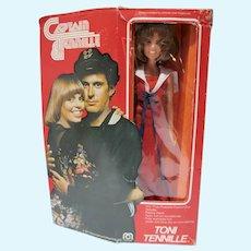 MIB Mego Toni Tennille, 1977