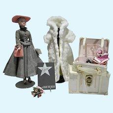 Aston Drake Love Paris Gene Doll and Many Extra's, Mel Odom