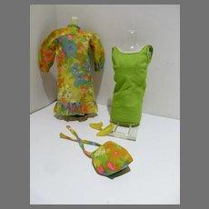 VIntage Mattel Francie Outfit, In-Print, 1967, Complete