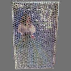 NRFB Mattel 30th Anniversary Porcelain Midge Doll in Senior Prom, 1992