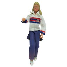 """Vintage Kenner Bionic Woman 12"""" Action Figure, Jamie Sommers, 1st. Issue, 1976"""