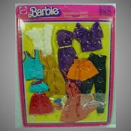 NRFC Mattel Barbie Shopping Spree Clothing Set, 1975!