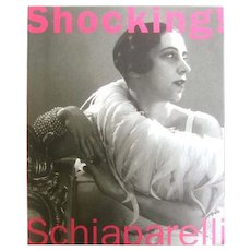 Schiaparelli Shocking Art &Fashion Book.