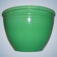 Homer Laughlin Original Fiesta Medium Green #4 Mixing Bowl