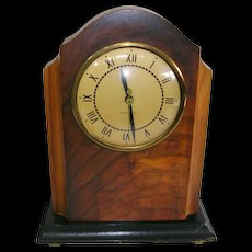 Art Deco Middlebury Synchronous Electric Desk  or Table Clock