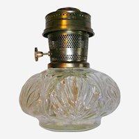 Aladdin Genie II Kerosene Scallop Shell Design Shelf Lamp