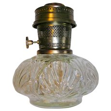 Aladdin Genie II Kerosene Scallop Shell Design Shelf Lamp