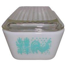 PYREX Butterprint Refrigerator Dish with Lid