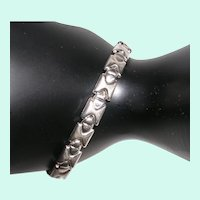 Italian Made X O Hugs & Kisses Bracelet