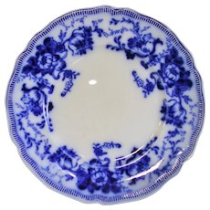 Johnson Brothers Flow Blue 'Richmond' Dinner Plate
