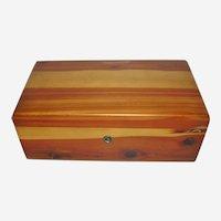 Lane Cedar Keepsake box