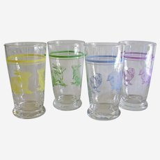 Libbey Glass Childrens Juice Glasses
