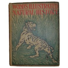 Wood's Illustrated Natural History Altemus Co. 1897