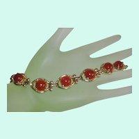 Well Made Well Loved Reja 1940's Bracelet