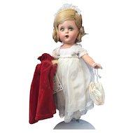 "Madame Alexander's 1937 ""Princess Elizabeth"