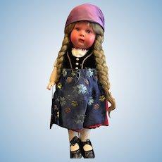 Hermann Rosel Nurenburg Artist Doll