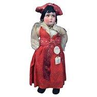 "12"" Italian Doll from Alberani Vecchotti Milano"