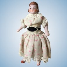 Small German Doll's House Doll