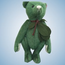 Steiff Chestnut Club Bear exclusive to members, 2014