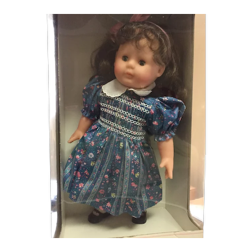 Corolle Play Doll NRFB, Like New.