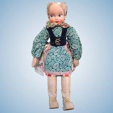 Polish Costume Doll