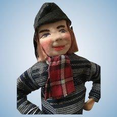Scandinavian Character Doll