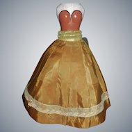 Nice Vintage Made Fashion / Lady Doll Skirt