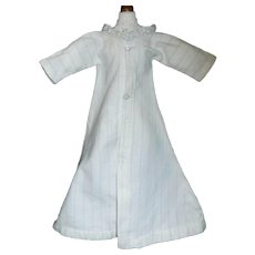 Nice Winter Flannel Fashion Night Gown, Trousseau