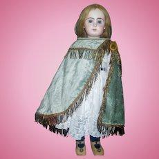 Rare Military Pettibone Bros Small Child's  Cape, Ca 1900, Large Doll