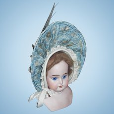 Cute Vintage Doll Bonnet