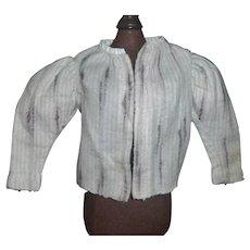 Nice Wool Flannel Fashion Doll Jacket / Blouse