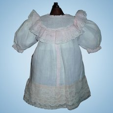 Sweet Antique French or German Bebe Chemise