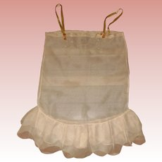 Lovely Vintage Silk Crepe Ladies Teddy