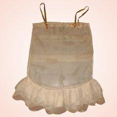 Lovely Vintage Silk Crepe Ladies Teddy