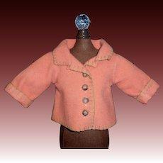 Nice Pink Wool Boyd's Bears Jacket