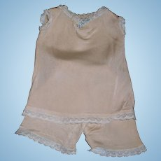 Lovely Set of Early Vintage Doll Undergarments