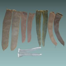 5 :Pair of vintage Nylons, Various Sizes