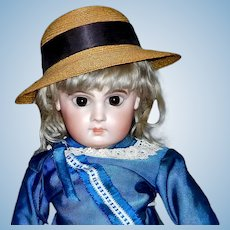 Nice Straw Doll Hat