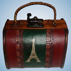 Nice Doll Travel Valise for a French Fashion