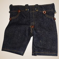 Pair of Vintage Buddy Lee Jeans