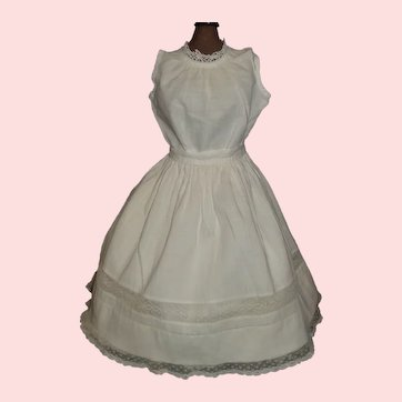 3 Pieces of Antique Undergarments
