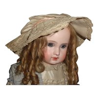 Nice Hat for an Antique Doll