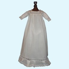 Sweet Small Baby Doll Gown