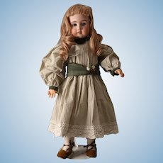 "Antique 30"" Simon & Halbig Doll, Marked ""SH PB 1906 14"""