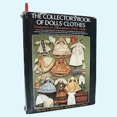 The Collector's Book of Dolls' Clothes Coleman