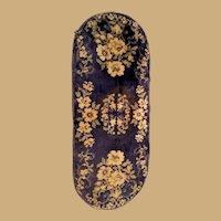 Antique doll Vignette large doll house velour Carpet Rug Choice