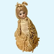 Antique French Mignonette doll Bridal Party Choice of Doll
