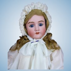 """Outstanding 32"""" German Child Doll by Handwerck"""
