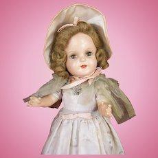 All Original Princess Elizabeth Composition Doll - Arranbee Nancy