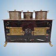 Wonderful Marklin Stove for Doll Display